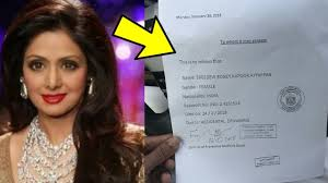 sridevi accidentally drowned in dubai bathtub breaking news you