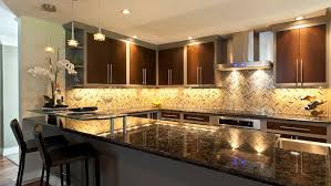 led lighting under cabinet kitchen.  kitchen lit kitchen led strip lighting under cabinet white colored brown glossy  marble material table top flower  on b