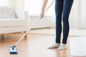 Mopping Kitchen Floor How To Clean Mops Laminate Floors Theflooringlady