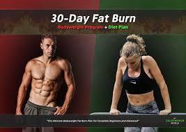 weight loss workout program t plan