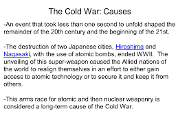 ways not to start a long term causes of world war quizlet causes and consequences of world war i weaknesses that led to the outbreak of world war i