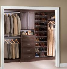 image of elfa closet system small