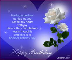 Birthday cards for brother with quotes ~ Birthday cards for brother with quotes ~ Birthday greetings card for your brother