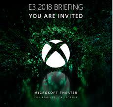 Microsoft Invitation Microsofts E3 2018 Xbox Press Event Invite Offers Few Clues Cnet