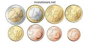 Current exchange rate euro (eur) to us dollar (usd) including currency converter, buying & selling rate and historical conversion chart. Euro Coins Value Denominations Identification And Collections