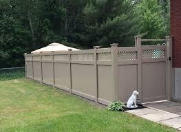 vinyl fencing. Vinyl Fences By Total Fence Fencing