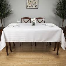 polyester table linens round tablecloths riegel premier satin stripe 100 polyester 90 round tablecloth black or white 1 dz per case per dz