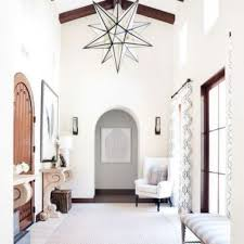 layla grayce worlds away star chandelier for 247 vs pottery barn olivia star pendant for 179