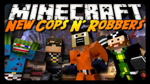 minecraft mini game new cops robbers the w antvenom friends you