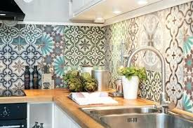 interior moroccan tile backsplash add the charm of sea lovely amazing 2 moroccan tile