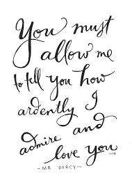 Mr Darcy Quotes Beauteous Pride And Prejudice Quote Mr Darcy Quote Jane Austen Quote Book