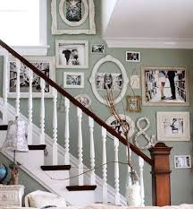 Decorating Walls With Decorating Staircase Walls With Family Photo Gallery Decorating