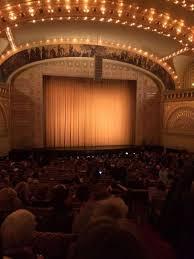 Eastman Kodak Theater Seating Chart Rochester Auditorium Theatre Seating Capacity Seating Chart