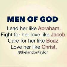 Man Of God Quotes