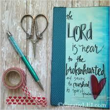 psalm 34 18 creativlei