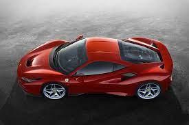 Ferrari F8 Tributo Coupe Super Cars Geneva Motor Show New Ferrari