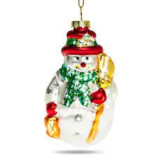 Sikora Bs382 Glas Figur Christbaumschmuck Weihnachtsbaum