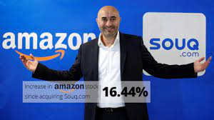 Souq.com could've been worth a lot more if it had an all-stock deal with  Amazon