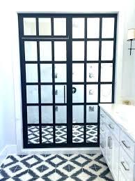 shower doors excellent coastal door living series true divided light