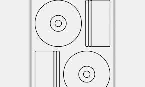 Cd Label Template Pdf Make Cd Labels Free Vatoz Atozdevelopment