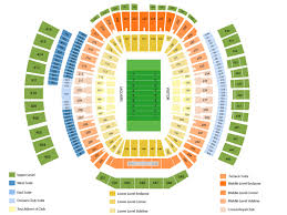 Tiaa Everbank Seating Chart Everbank Field Seating Chart And Tickets Formerly