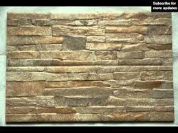 Small Picture Stone Wall Tile Designs YouTube