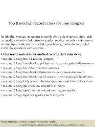 File Clerk Resume Template Best Top 28 Medical Records Clerk Resume Samples Resume Template Printable