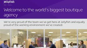 Jellyfish are specialists in PPC, SEO, Social Media, Creative, Web  Development, Display and Analytics. Today, this is the world's biggest boutique  agency ...