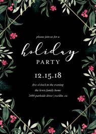 Corporate Holiday Party Invite Holiday Party Invitation Templates Company And Office Party Invites