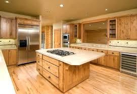 Light Oak Kitchen Cabinet Designs