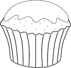 Small Picture Muffin coloring page Free Printable Coloring Pages