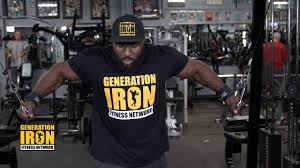 Low Cable Crossover Chest Exercise Guide Generation Iron