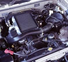 1KZ-TE Toyota engine