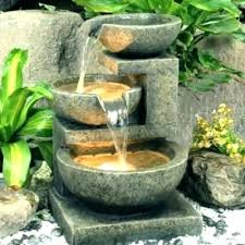 s solar powered outdoor fountain water pump