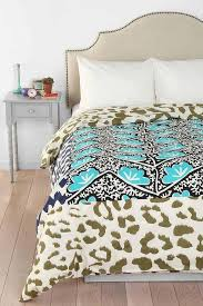 magical thinking leopard patchwork duvet cover i urban outers view full size
