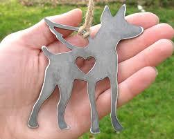 Rat Terrier Dog Ornament Pet Memorial W ...