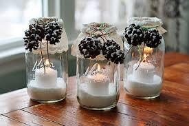 Glass Jar Decorating Ideas Glass Jar Christmas Crafts 100 Homemade Inspirations 5
