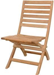 Folding Wood Patio Chairs arboria islander folding sling patio