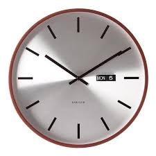 Small Picture 9 best Wall Clocks for Kitchen images on Pinterest Wall clocks