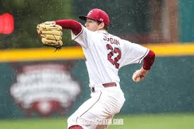 South Carolina Gamecocks baseball: Starting pitcher Brannon Jordan ...