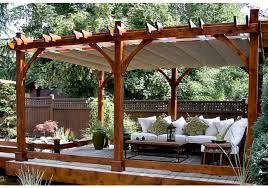 retractable pergola canopy. Pergola Covers - With Retractable Canopy 12 X 20 P