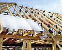 Как сделать крыша для дома своими руками фото