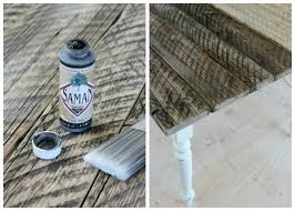 distressed white washed furniture. finishing technique for whitewashed reclaimed wood dining table saman waterbased stain satori distressed white washed furniture r