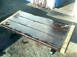 table made out of a door coffee tables made from old doors door coffee tables door