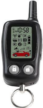 554r your valet 2 way alarm w remote car starter one