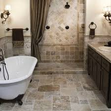 Tiled Bathroom Ideas  Bathroom Tile Patterns Floors Bathroom - Beige bathroom designs