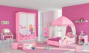 Habitación Para Niñas De Barbie