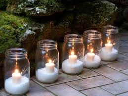 Decorate Jar Candles 100 best Decorate with Candles Fragrance images on Pinterest 59