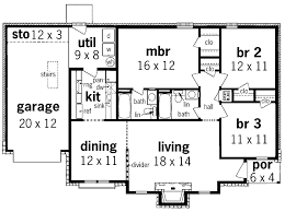 modern house floor plan design awesome modern 3 bedroom house design 3 bedroom bungalow house plan