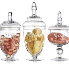 Decorative Jars With Lids Shop Glass Storage Jars With Lids On Wanelo 18